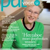 Bergenwerkt: eindredactie Pal voor U. Magazine paliatieve zorg
