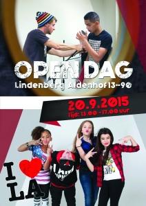 Poster Open Dag LA