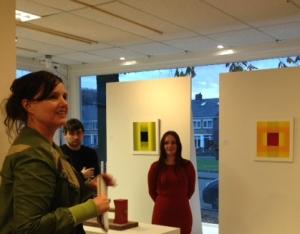 Kunstmagazijn opening expo Kleur