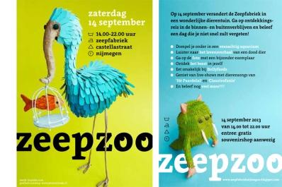 Zeepzoo project Zeepfabriek Nijmegen
