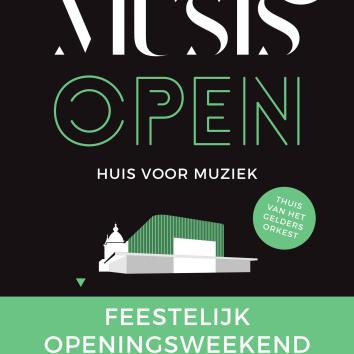 Flyer Musis Opening